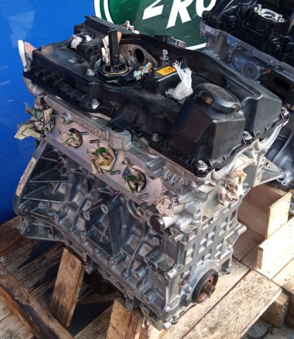 Motor parcial BMW X1/320/118 2010 gasolina