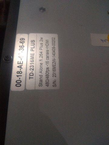 DVR 16 canais HDMI - Stand Alone H264 Tecvoz - Foto 3