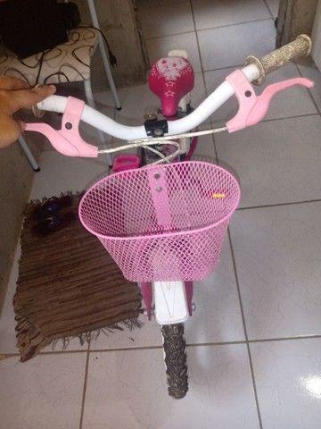 Bicicleta infantil Feminina - Foto 2