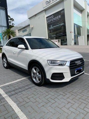 Audi Q3 1.4 TOP de linha - Caramelo - Foto 2