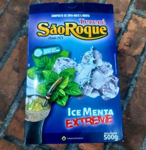 Erva Tereré São Roque 500g sabor - Foto 3