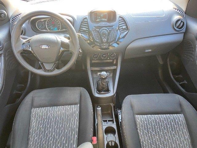 Ford Ka Sedan SE 1.5 Mec. 57. MIL km 2018 Impecável (Petterson) - Foto 5