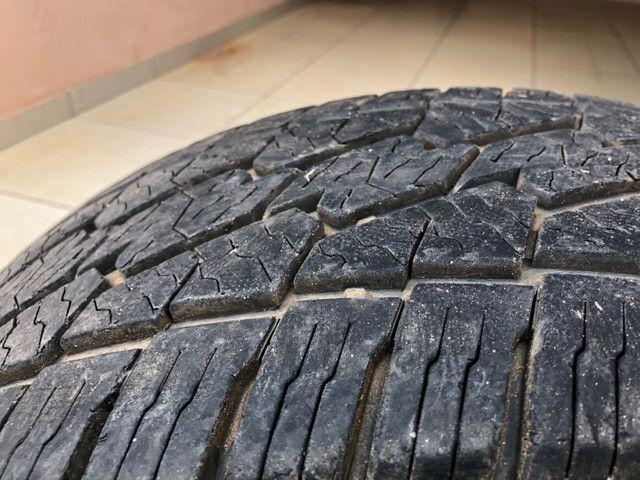 Vendo 02 pneus 255/60R18  - Foto 3
