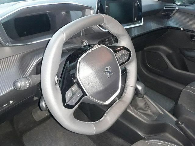 Peugeot 208 griffe 2021 aut.mais teto - Foto 5