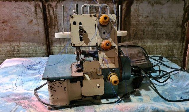 Máquina de Costuma Overlock - Foto 2