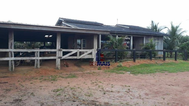 Fazenda à venda, 3242800 m² por R$ 3.750.000,00 - Área Rural de Porto Velho - Porto Velho/ - Foto 4