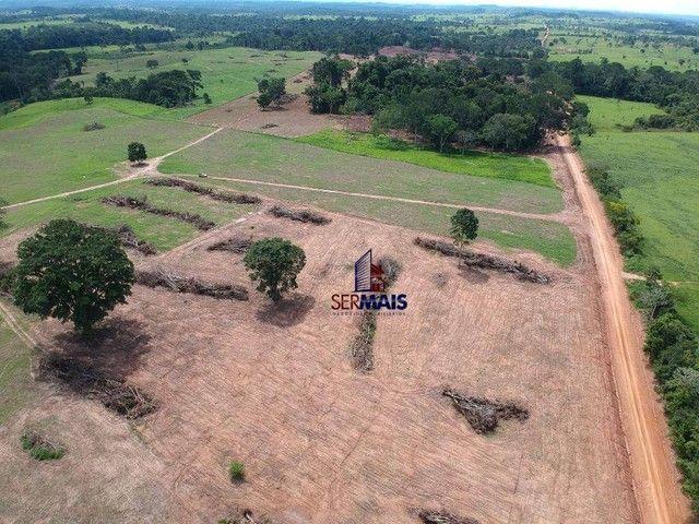 Sítio à venda, por R$ 3.500.000 - Zona Rural - Presidente Médici/RO - Foto 2