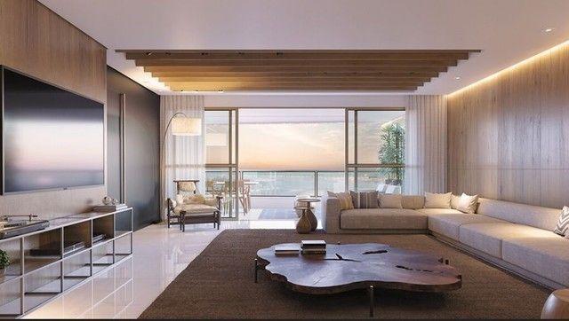 Apartamento 4 suítes à venda, 268 m² por R$ 2.730.000 - Cabanga - Recife/PE - Foto 3