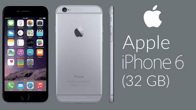 IPhone 6 32GB NOVO