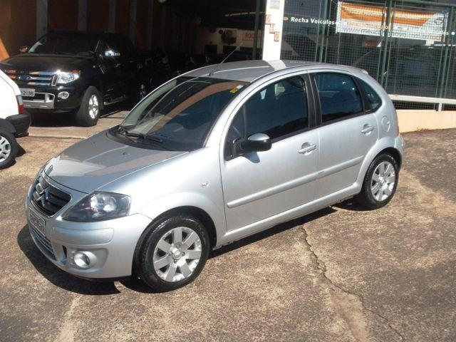 Citroen C3 1.4 4p Exclusive Flex