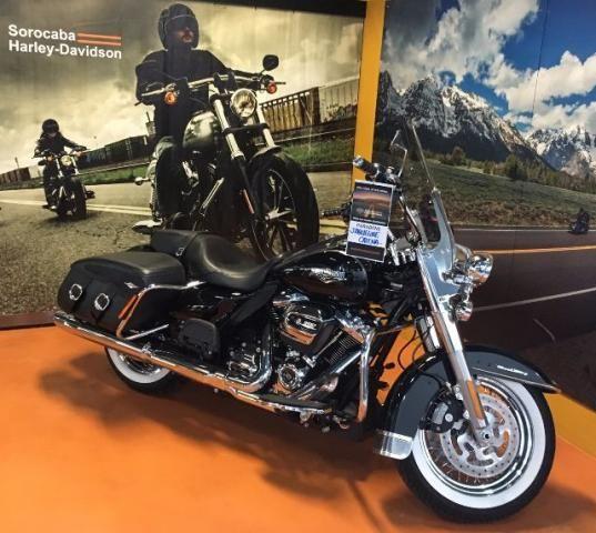 Harley-davidson Road King 3000Km Unica Dona