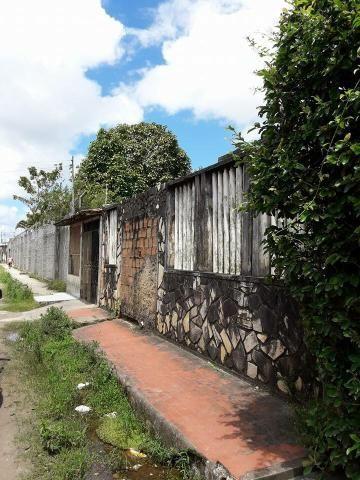 Terreno 9x70 centro Sao Cristovao