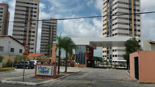 Apartamento no bairro Satélite com 2 quartos, condomínio Residencial Viver Bem