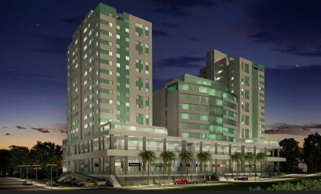 Órion - Apartamento De 4 Quartos Sendo 2 Suítes E 2 Vagas De Garagem No Setor Central Do G