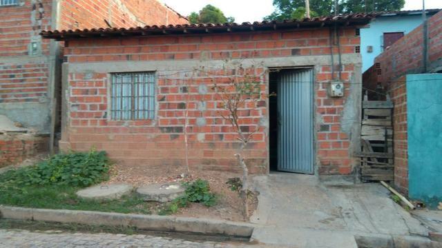 Casa no Água mineral