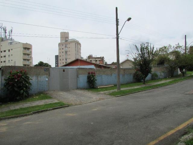 Terreno para alugar, 536 m² por r$ 2.300/mês - juvevê - curitiba/pr - Foto 2