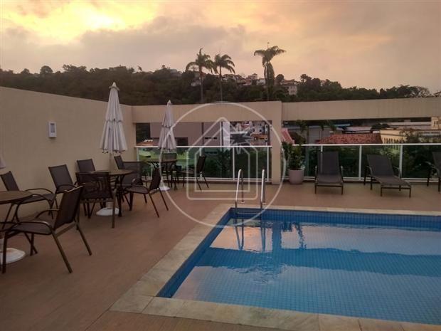 Apartamento à venda com 3 dormitórios em Maracanã, Rio de janeiro cod:819196
