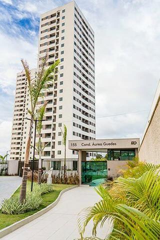 Residencial Áurea Guedes (Apartamento em Ponta Negra) - Foto 6