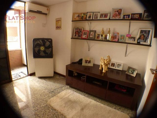 Apartamento residencial à venda, meireles, fortaleza. 3 dormitórios, condomínio com 2 vaga - Foto 18
