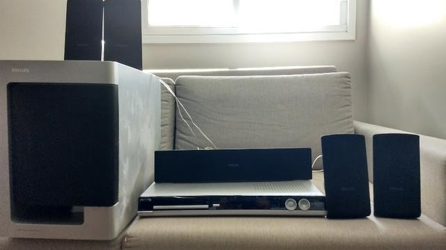 Home Theater Philips HTS3450