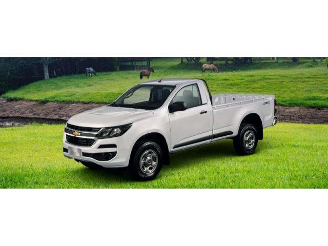 CHEVROLET  S10 2.8 LS 4X4 CS 16V TURBO 2019 - Foto 2
