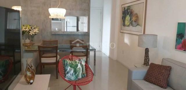 (MRA) Apartamento no Papicu, 78m², 3 Quartos, 2 Vagas, Green Garden da Idibra, Lançamento - Foto 2