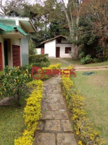 Maravilhoso sítio com área de mais de 5 mil m² com casa principal e casa de caseiro. - Foto 5