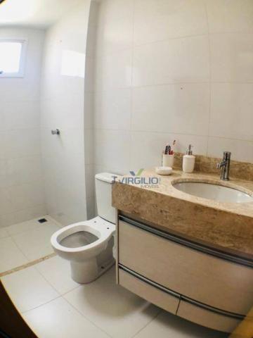 Apartamento com 3 suítes à venda, 117 m² por r$ 620.000 - jardim goiás - goiânia/go - Foto 14