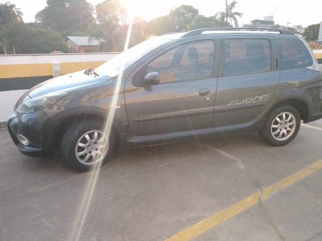 Peugeot 207 Escapade. Inteira. Abaixo Fipe. - Foto 2