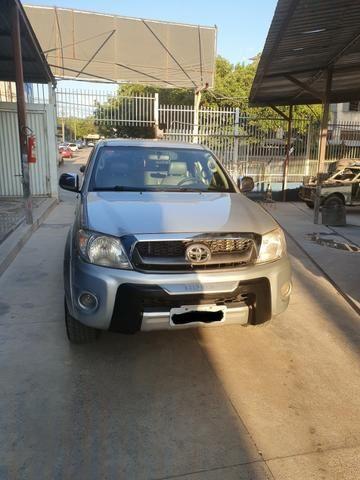 Toyota Hilux 2.7 SR Automática - Foto 6