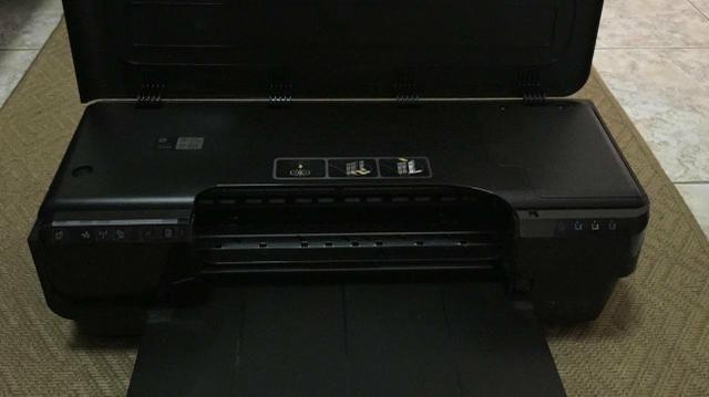 Vendo Impressora HP modelo 7110 - Foto 6