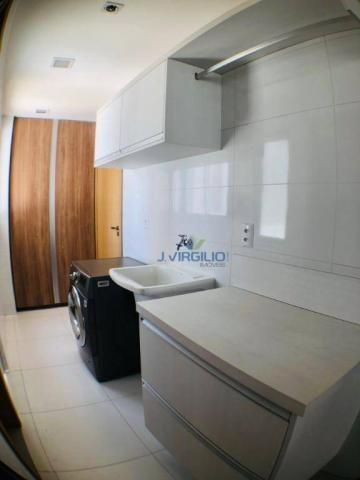 Apartamento com 3 suítes à venda, 117 m² por r$ 620.000 - jardim goiás - goiânia/go - Foto 10