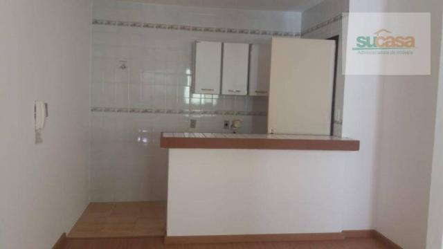 Apartamento com 1 dormitório à venda, 29 m² por r$ 130.000 - centro - pelotas/rs - Foto 3