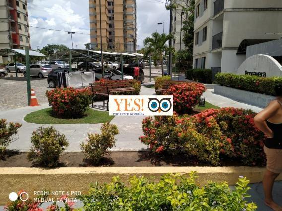 Apartamento mobiliado para locação, muchila, feira de santana, 3 dormitórios sendo 1 suíte - Foto 7
