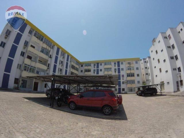 Apartamento no presidente kennedy ao lado do g barbosa - Foto 3
