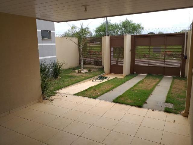 Linda Casa Jardim Anache No Asfalto - Foto 4