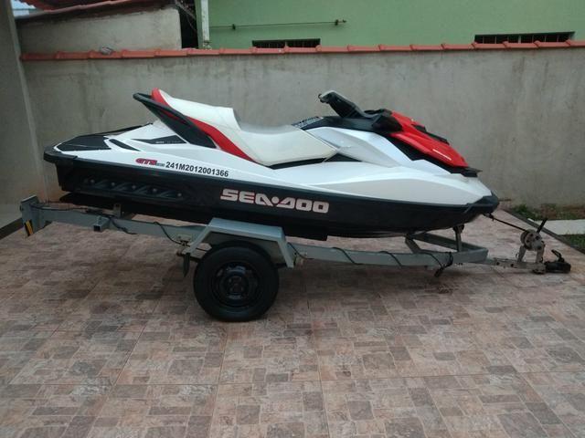Jet Ski Seadoo GTS 130 Ano: 2012 - Foto 3