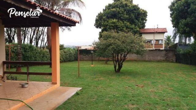 Chácara com 2 dormitórios à venda, 1000 m² por r$ 563.990,00 - terras de itaici - indaiatu