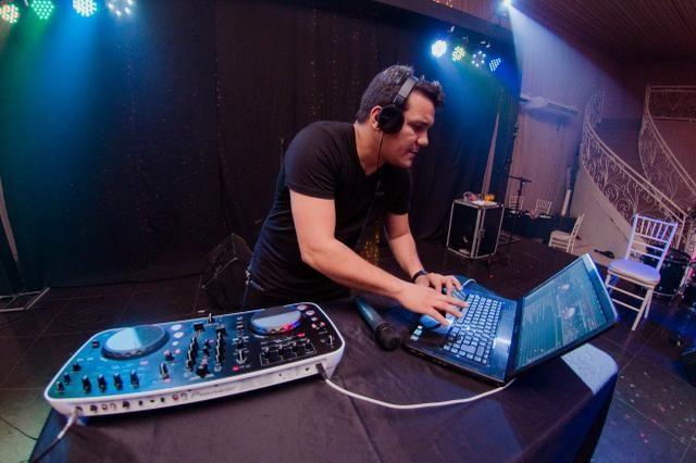 DJ Daniel Ferreira som e iluminação profissional!