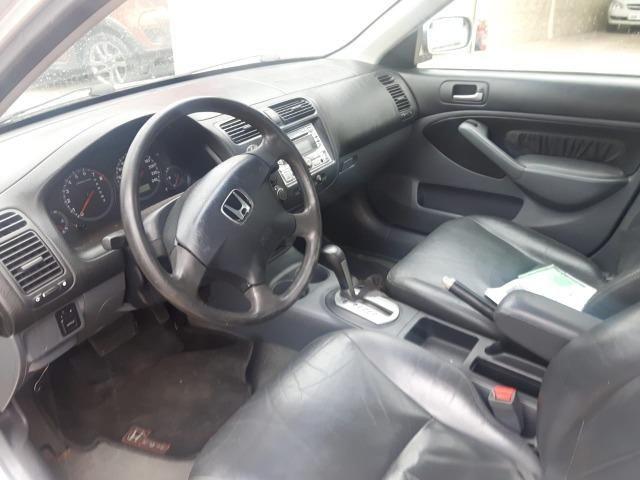 Honda Civic Lxl 1.7 Automatico - Foto 5