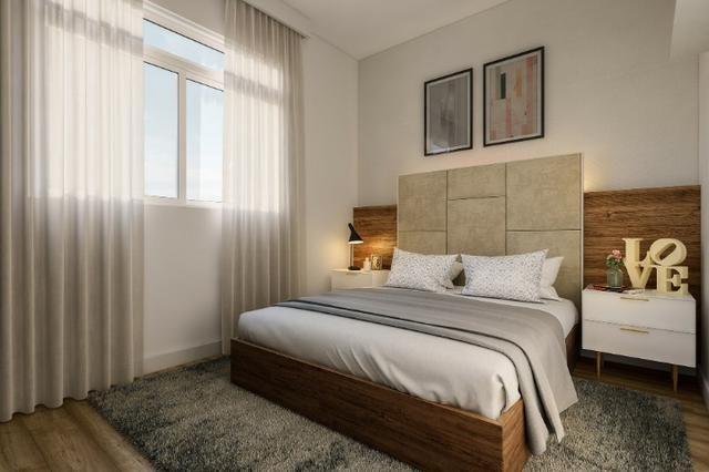 Apartamento em araucária condomínio clube, excelente região - Foto 15