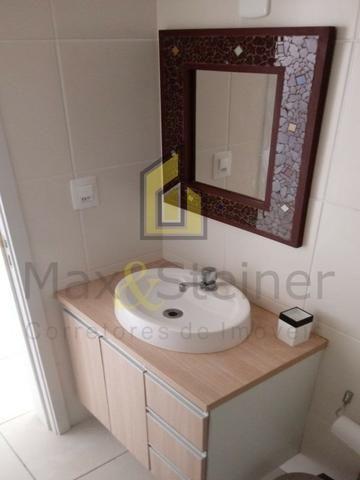 Ingleses& 1km da Praia, Apartamento Semi Mobiliado com Móveis Planejados, 02 Dormitórios - Foto 11