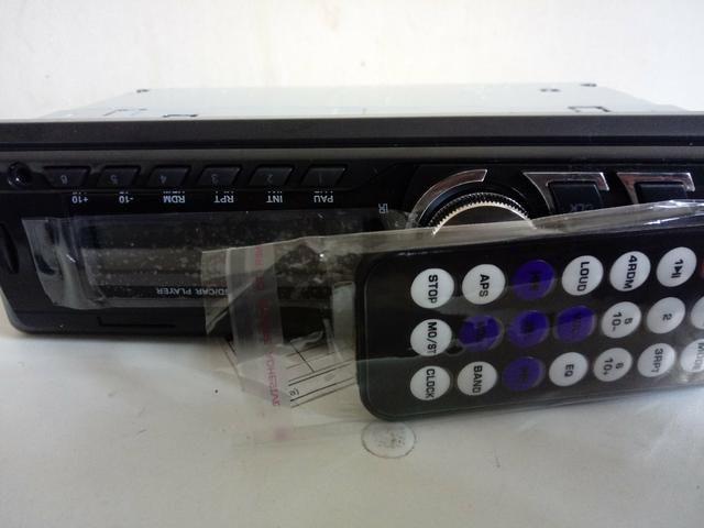 Vendo rádio automotivo novo na caixa - Foto 3