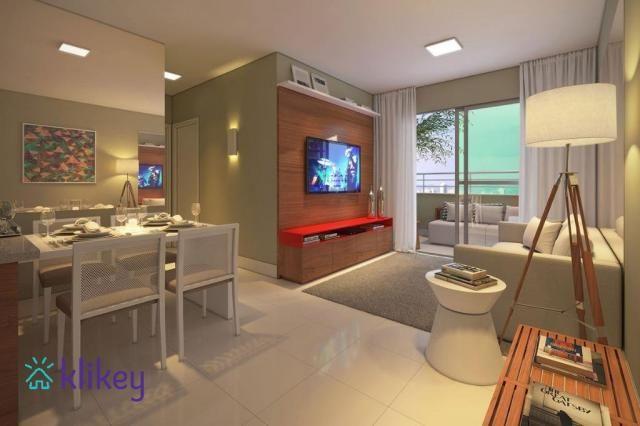 Apartamento à venda com 2 dormitórios em Dunas, Fortaleza cod:7910 - Foto 5