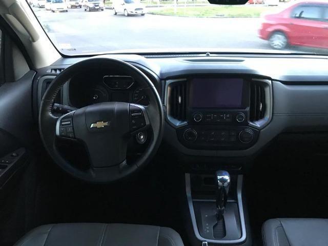 S10 LTZ 2.8 Diesel ! 4X4 Automatica ! Top de Linha ! unico Dono ! Imperdivel ! - Foto 12