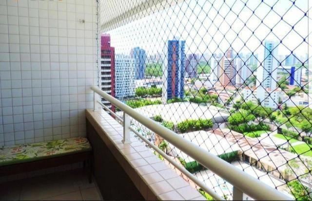 (JAM) Oportunidade Apartamento Guararapes 70m² 3 quartos 2 suites 2 vagas - Foto 3