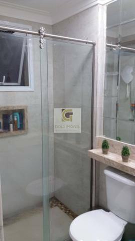 G. Apartamento com 2 dormitórios à venda, Splendor Gardem, São José dos Campos - Foto 9