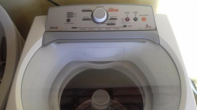 Máquina de Lavar Brastemp Ative 9Kg