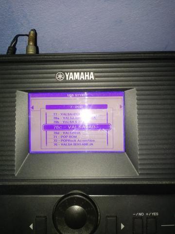 Teclado yamaha PSR S650 - Foto 2