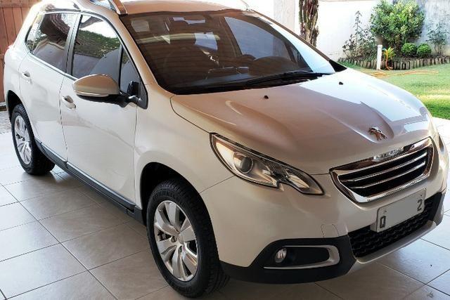 Peugeot 2008 Allure 2016 Único Dono Abaixo da Fipe